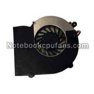 Replacement for Hp 2000-217NR fan