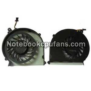 Replacement for Compaq Presario Cq57 fan