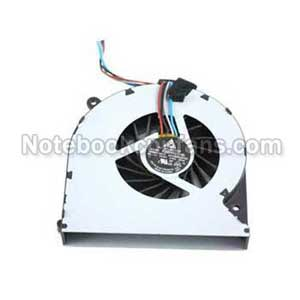 Replacement for Toshiba Satellite P770 fan