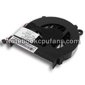 Replacement for Hp Pavilion G6-1000 fan