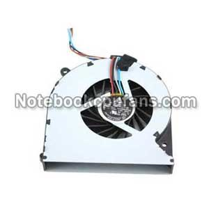 Replacement for Toshiba Satellite L855 fan