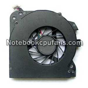 Replacement for Dell Vostro 1220 fan