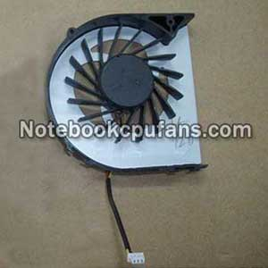 Replacement for Dell Vostro 1440 fan