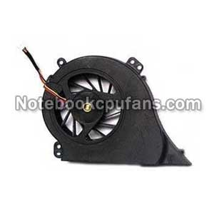 Replacement for Dell M578R fan