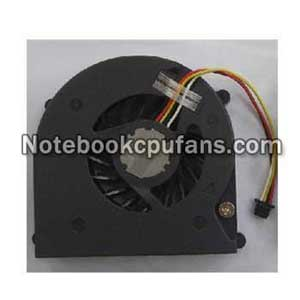 Replacement for Hp Probook 4310s fan