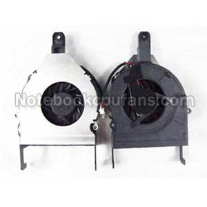 Replacement for Gateway M-6842j fan
