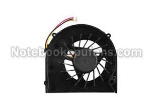 Replacement for Dell Inspiron 15r (n5010d-258) fan