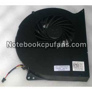 Replacement for Dell Xps L701x fan